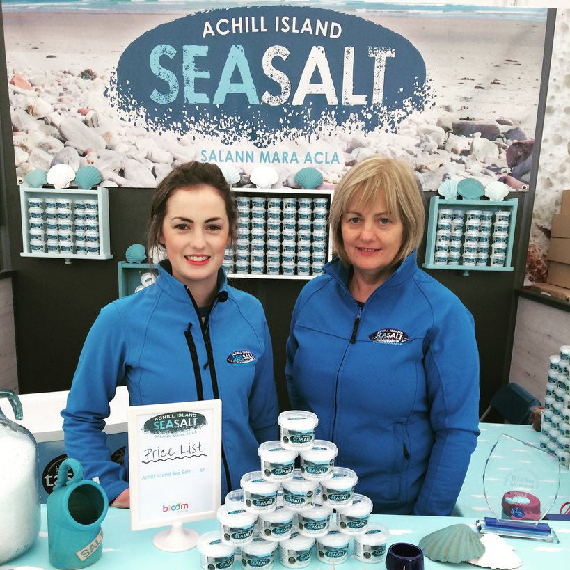 Achill Island Sea Salt  - Great Taste 2017