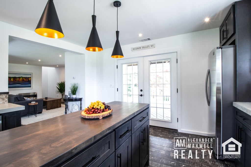 Staging Real Estate Hudson Valley Style - Tips by Realtor Maxwell Alexander
