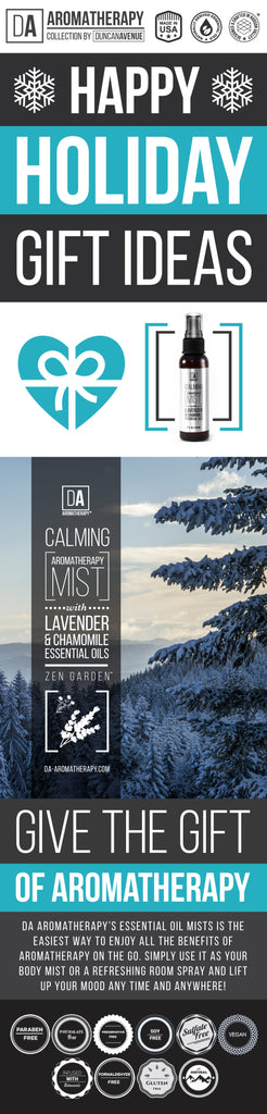 Give a gift of Calmness this Holiday Season
