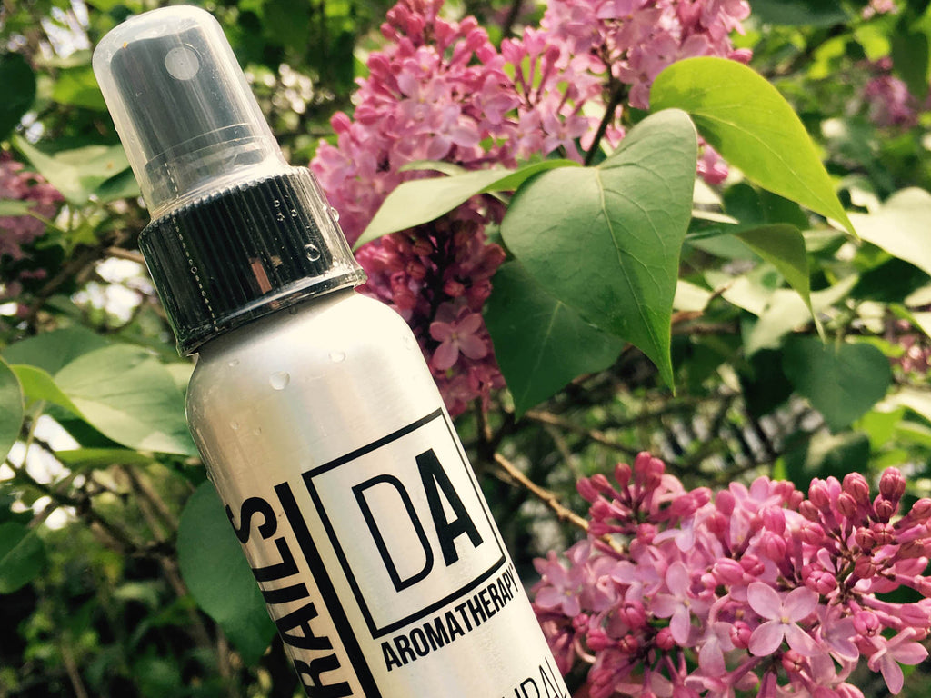 Woodland Trails™ - Natural Bug Spray with Lemongrass, Rosemary & Eucalyptus Essential Oils