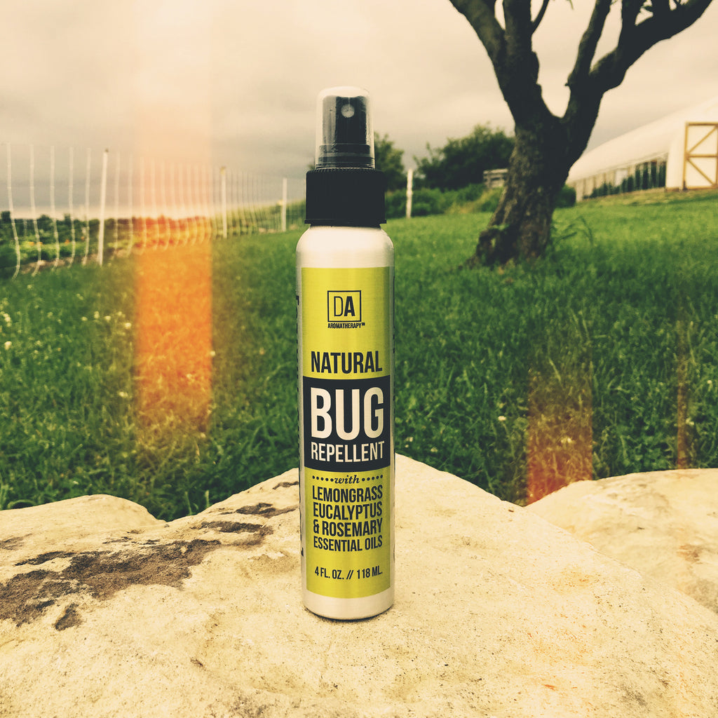 DA Aromatherapy - Experience the Magic of Hudson Valley - Natural Bug Repellents and Essential Oils