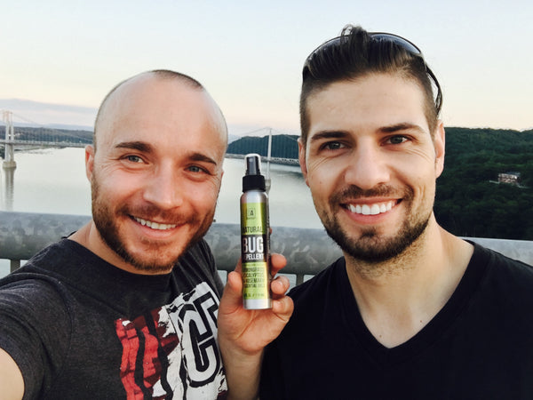 Hiking Hudson Valley Trails with DA Aromatherapy Collection