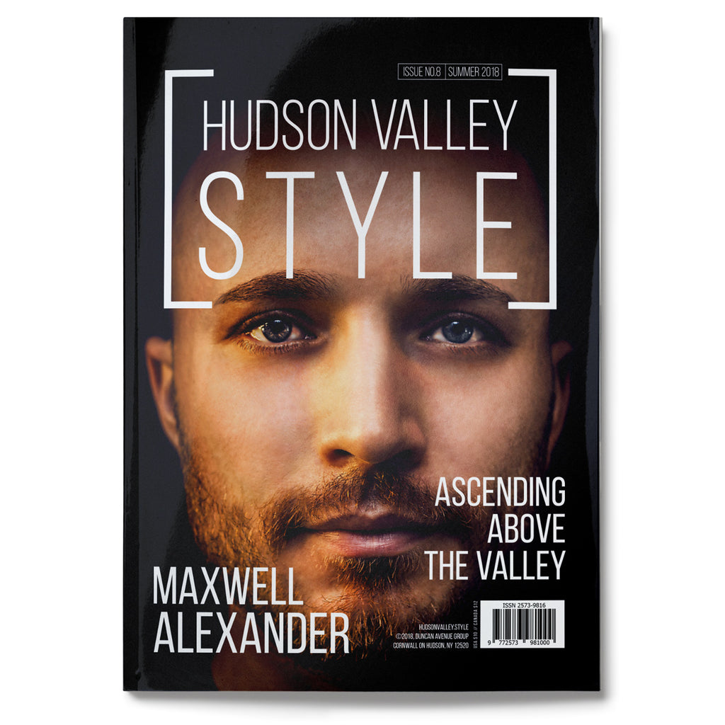 Summer 2018 – Hudson Valley Style Magazine – Maxwell Alexander – Ascending above the Valley Exploring the Hudson Valley from above. Aerial photography by Maxwell Alexander. Hudson Valley, New York.
