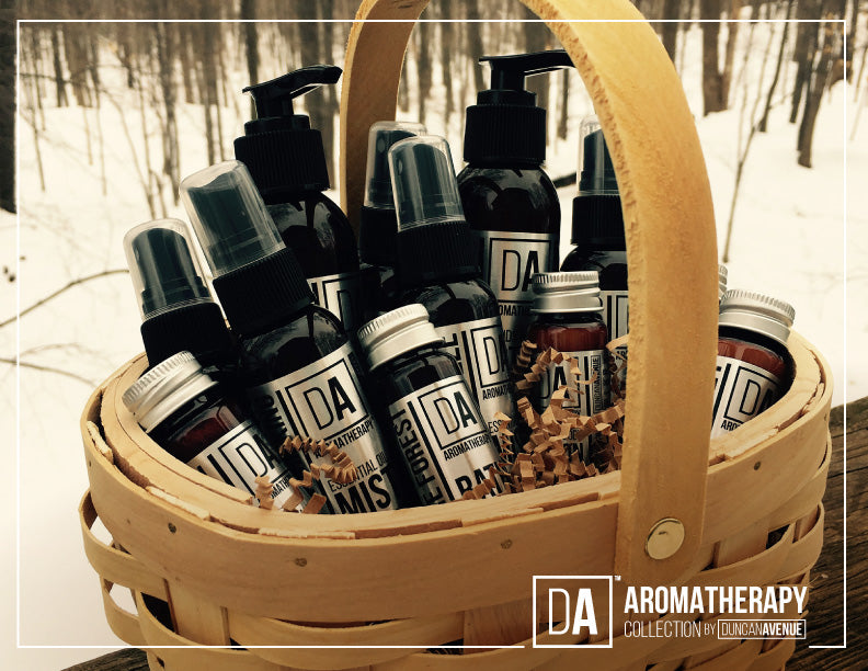 DA Aromatherapy Collection