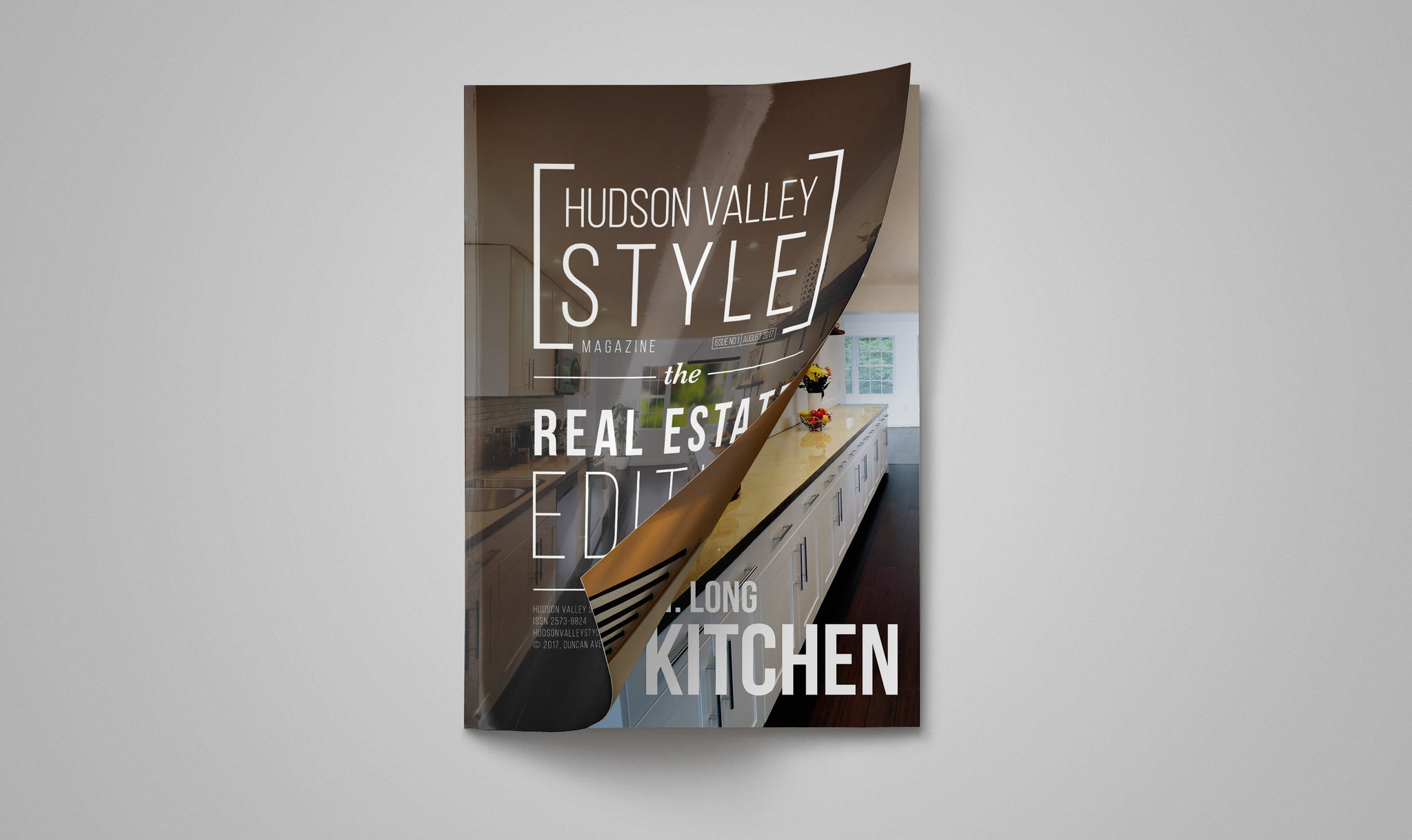 Hudson Valley Style Magazine - Issue No.1 - The Real Estate Edition