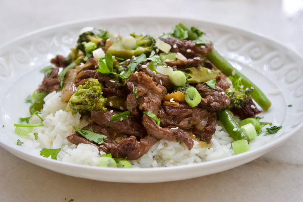 Recipe: Beef and Broccoli Stir Fry