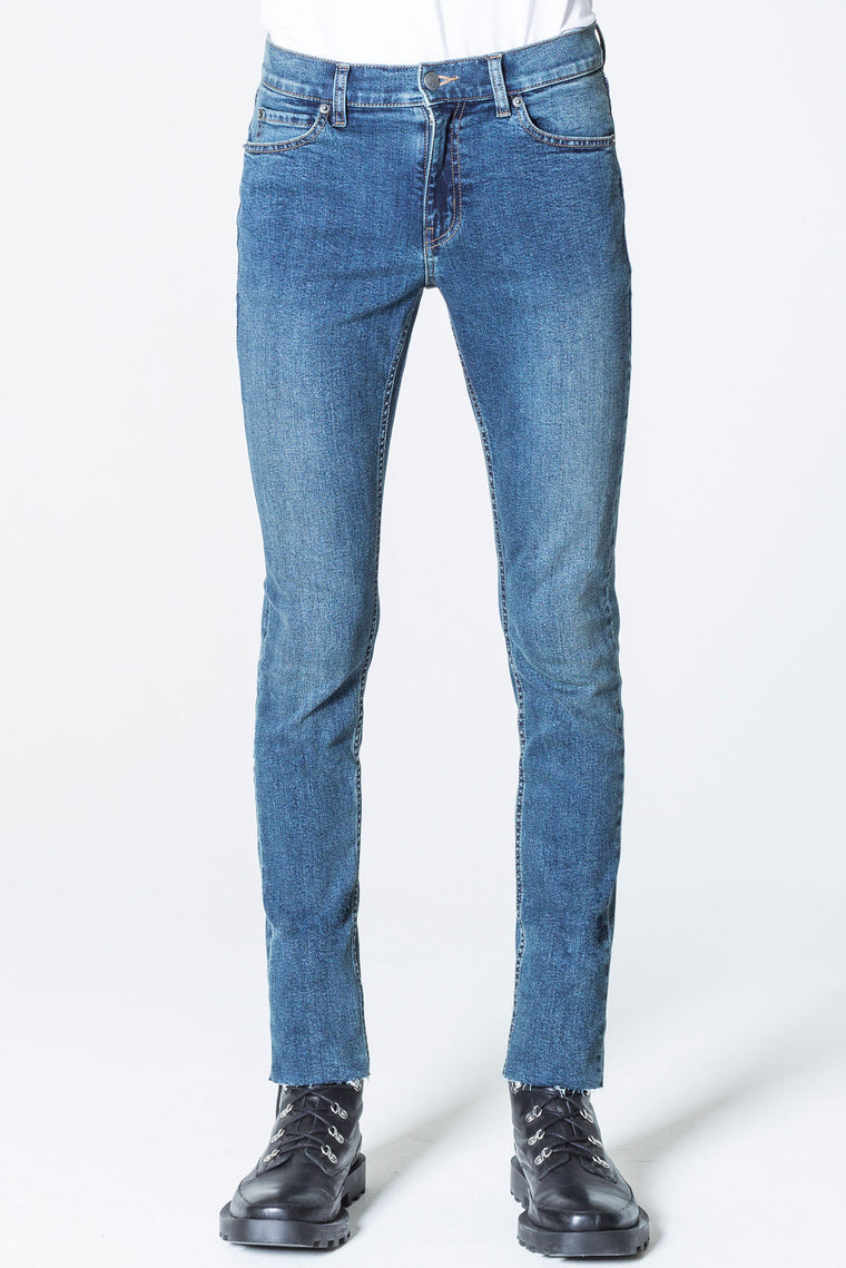 Cheap Monday - Jeans tight blu