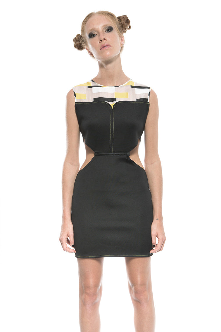 Zamp by Zampolini - Mini dress trasformabile in top/gonna donna Lexington Avenue