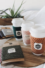 Coffee Cup Sleeve | Rosy