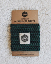 Coffee Cup Sleeve | Forest Green