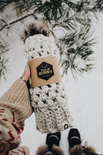 North Faux Fur Pom Beanie | Snow