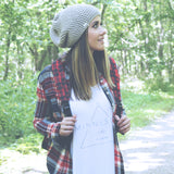 Basic Beanie | Cloud Gray
