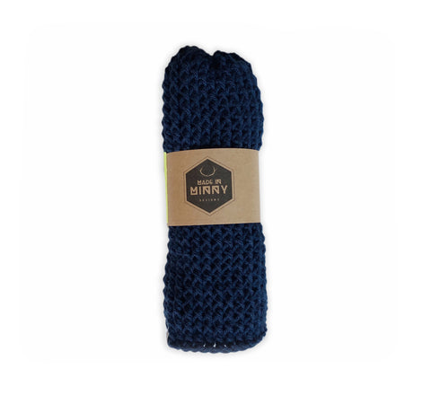 Basic Beanie | Midnight Blue