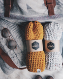 Basic Beanie | Mustard Yellow