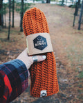 Minny Beanie | Burnt Orange