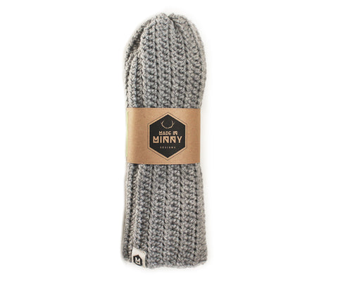 Minny Beanie | Light Gray