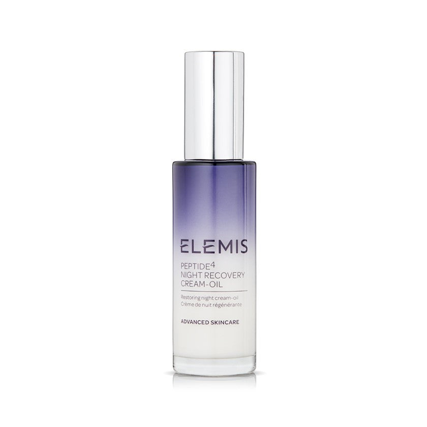 Elemis Peptide⁴ Night Recovery Cream-Oil 30ml