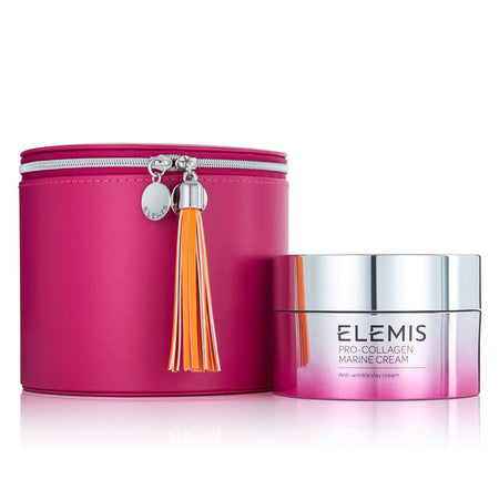 Elemis Pro-Collagen Marine Cream 100ml Limited Edition Supersize for Breast Cancer Care