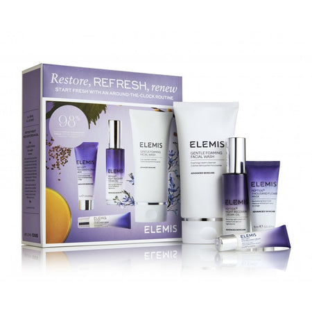 Elemis Restore, Refresh, Renew Collection