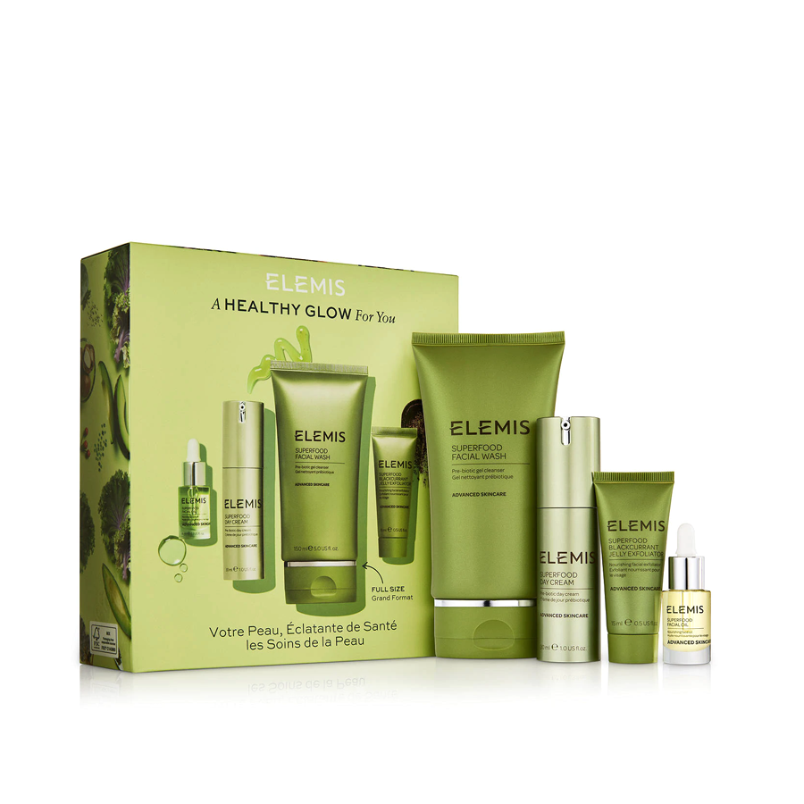 Elemis A Healthy Glow For You Superfood Skincare Gift Set