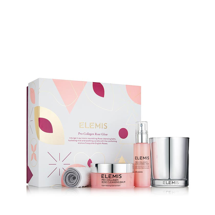 Elemis Pro-Collagen Rose Glow Collection