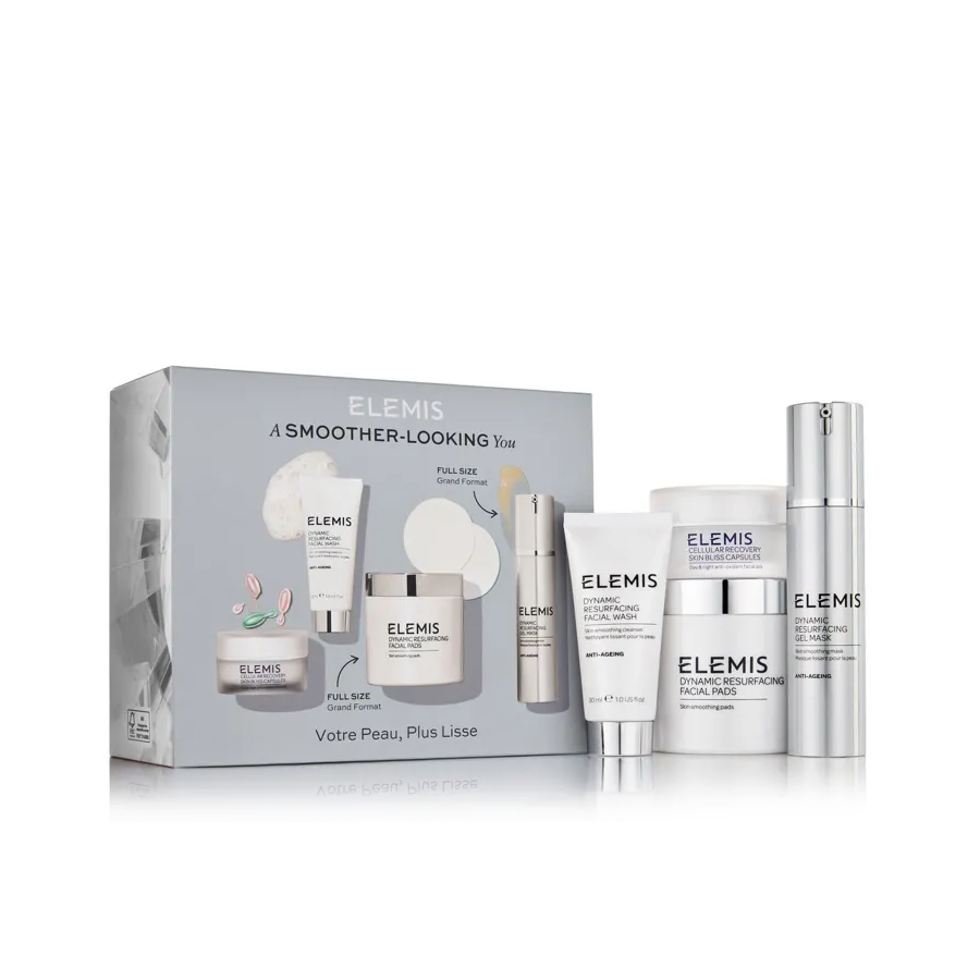 Elemis A Smoother-Looking You Dynamic Resurfacing Skincare Gift Set