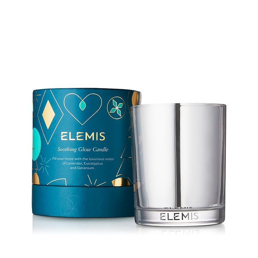 Unboxed Elemis Soothing Glow Candle