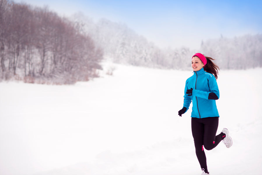 How To Run in The Snow