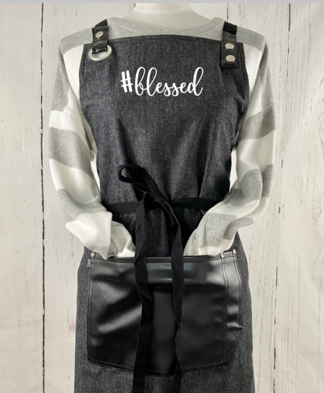 Personalized Full Length Apron