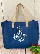 """hi there"" Bag/Tote"