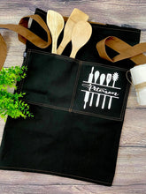 Personalized Kitchen Utensils Apron
