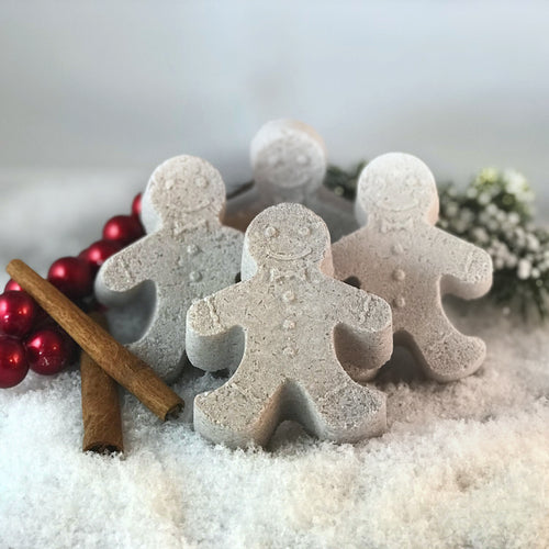 Gingerbread Mate Holiday Fizzer