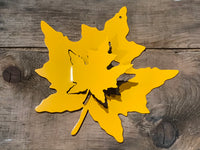 Maple Leaves with Maple Leaf - 3D