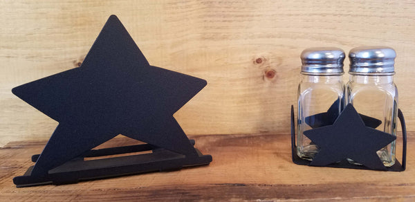 Star Napkin and Shaker Sets