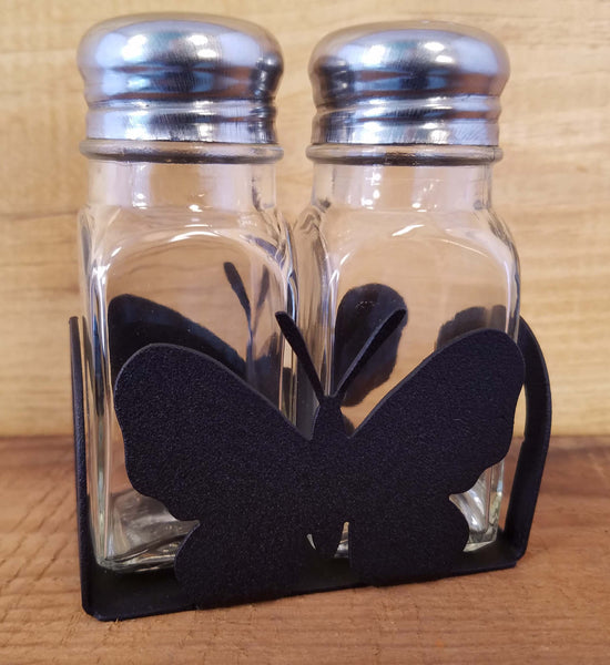 Butterfly Salt and Pepper Shakers