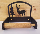 Deer Toilet Paper Holder