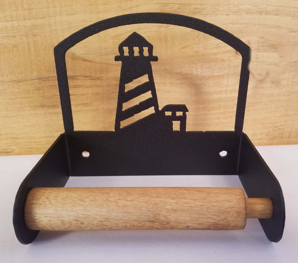 Lighthouse Toilet Paper Holder