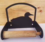 Loon Toilet Paper Holder