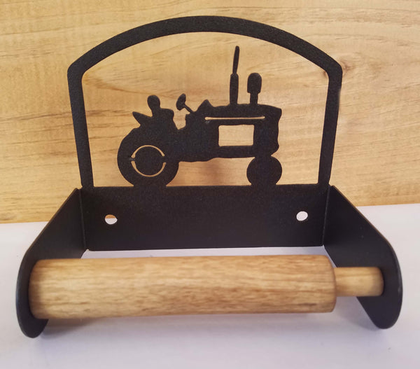 Tractor Toilet Paper Holder