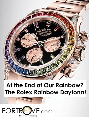 At the End of Our Rainbow? The Rolex Rainbow Daytona!