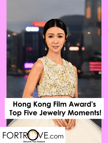 Hong Kong Film Award's Top Five Jewelry Moments!
