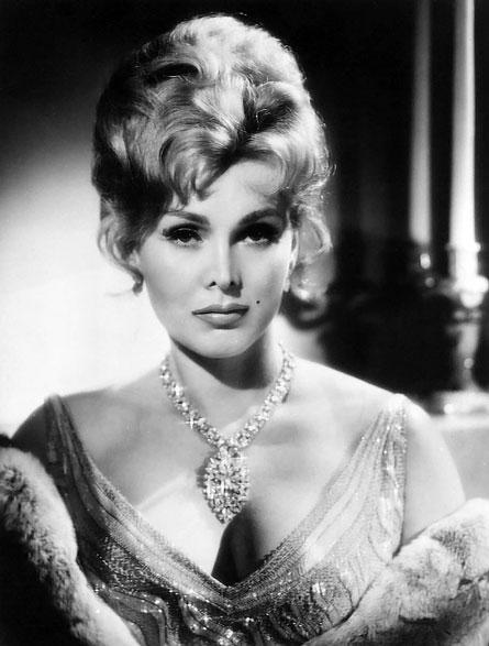 Zsa Zsa Gabor's Harry Winston 66 carat diamond necklace goes on sale at Bonham's auction house