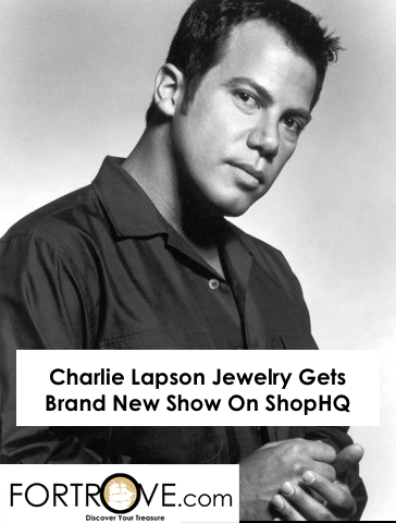 Charlie Lapson Jewelry Gets Brand New Show On ShopHQ