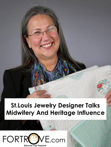 St.Louis Jewelry Designer Talks Midwifery And Heritage Influence