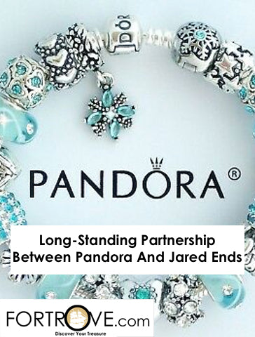 Long-Standing Partnership Between Pandora And Jared Ends