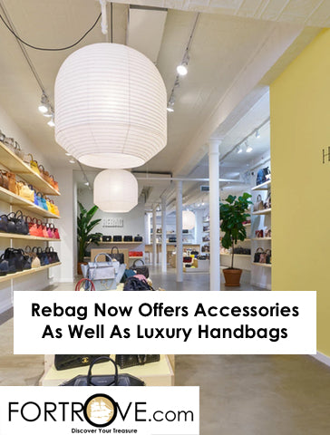 Rebag Now Offers Accessories As Well As Luxury Handbags