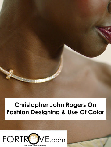 Christopher John Rogers On Fashion Designing & Use Of Color