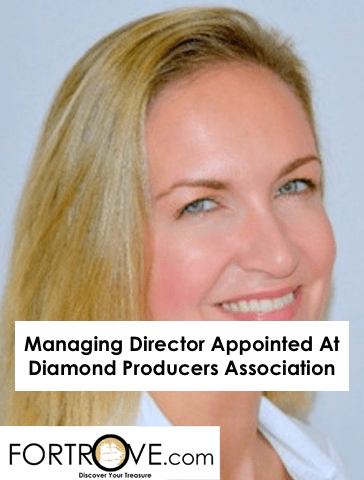 Managing Director Appointed At Diamond Producers Association