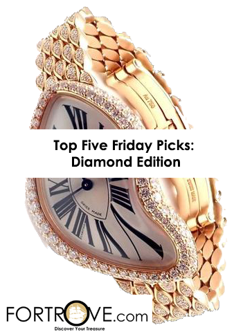Top Five Friday Picks: Diamond Edition