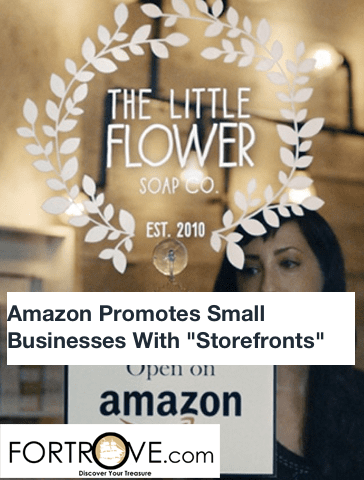 Amazon Promotes Small Businesses With